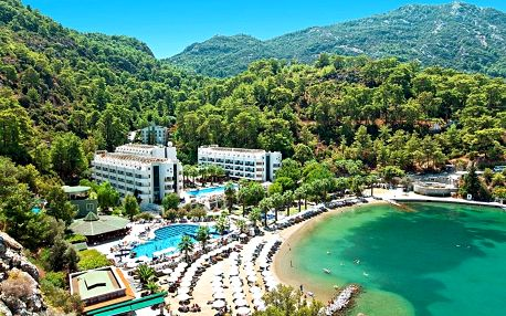 Turecko - Marmaris letecky na 8 dnů, all inclusive