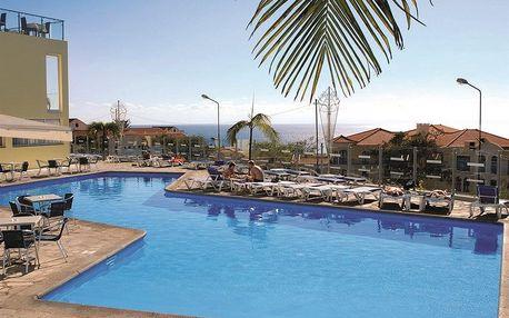 Portugalsko - Madeira letecky na 8 dnů, all inclusive