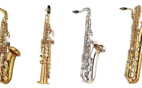 Saxofonový koncert od baroka po Gershwina