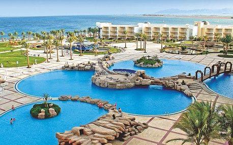Egypt - Soma Bay letecky na 8 dnů, all inclusive