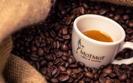 Zážitkové pražení kávy a balíček vlastní kávy