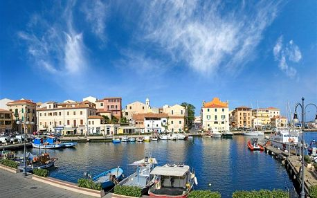 Itálie - Sardinie letecky na 7 dnů, strava dle programu