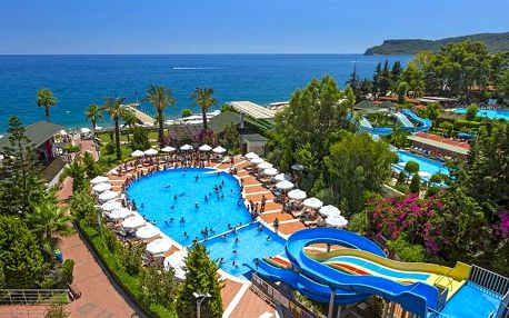 Turecko - Kemer letecky na 7-8 dnů, all inclusive