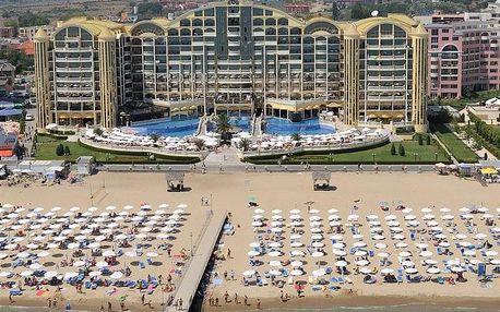 Bulharsko - Slunečné pobřeží letecky na 8 dnů, all inclusive