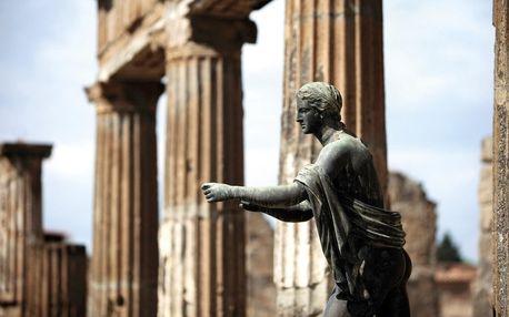 Itálie - Řím letecky na 6 dnů, strava dle programu