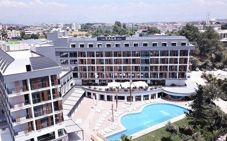 Turecko - Side - Manavgat letecky na 7 dnů, all inclusive