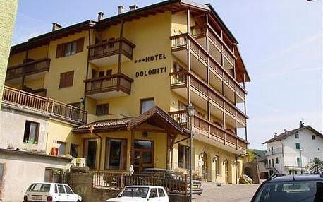 Itálie - Dolomity na 4 dny, polopenze