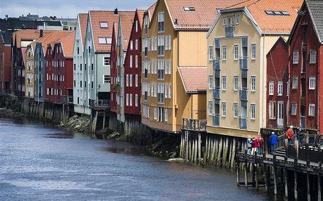 Norsko letecky na 7 dnů, strava dle programu