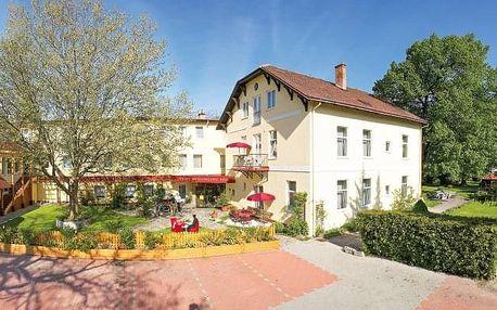 Rakouské Alpy: Hotel Payerbacherhof ***+ s polopenzí a neomezeným wellness