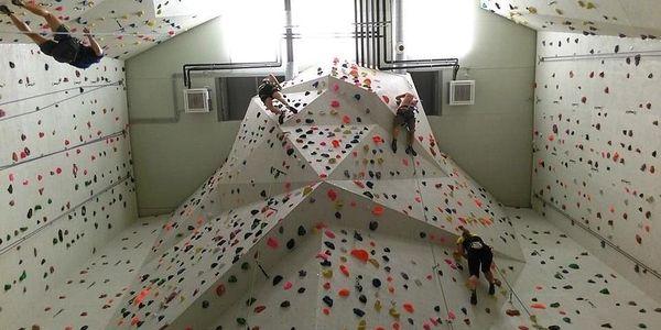 Lezení na stěně pro 1-2 osoby (30 min.)4