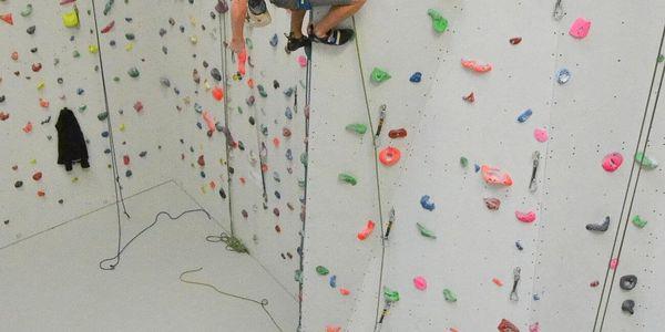 Lezení na stěně pro 1-2 osoby (30 min.)5