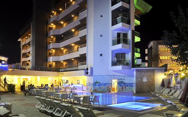 Hotel Acar, letecky, all inclusive2