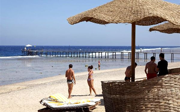 Hotel Three Corners Sea Beach Resort, Marsa Alam (oblast), letecky, all inclusive2