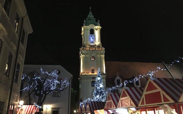 Předvánoční Bratislava   1 osoba   1 den (0 nocí)   So 7. 12. 20192