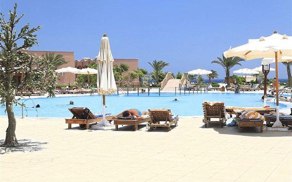 Hotel Three Corners Happy Life Resort, Marsa Alam (oblast), letecky, all inclusive3