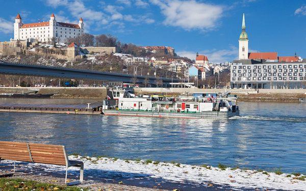 Předvánoční Bratislava   1 osoba   1 den (0 nocí)   So 7. 12. 20193