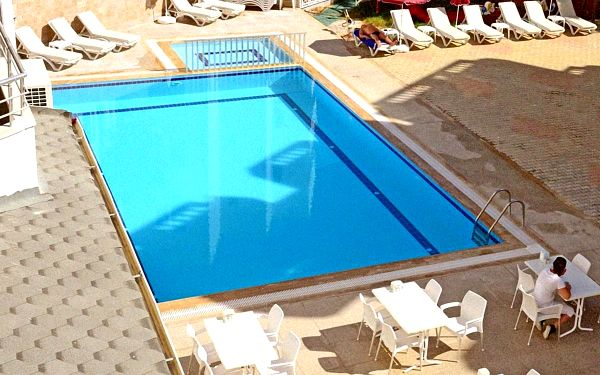Hotel Acar, letecky, all inclusive4