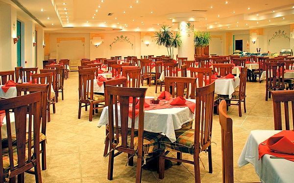Hotel Blue Reef Resort, Marsa Alam (oblast), letecky, all inclusive5