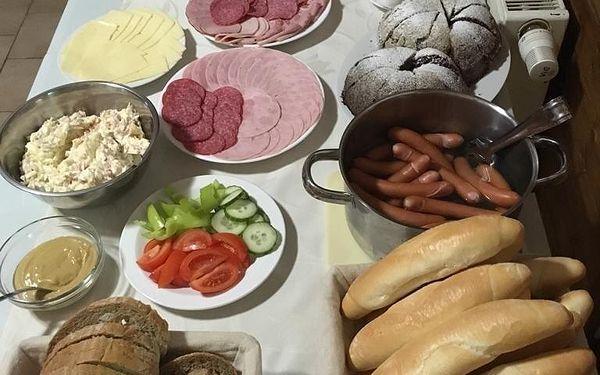 Pobyt se snídaní | 2 osoby | 3 dny (2 noci)4