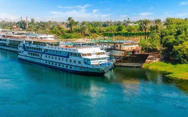 Egypt lodí po Nilu s pobytem u moře, Hurghada (oblast), letecky, strava dle programu5