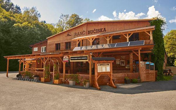 Pravá westernová péče s privátním wellness pro DVA na penzionu ranč Bučiska v lázeňském městě Rožnov pod Radhoštěm4