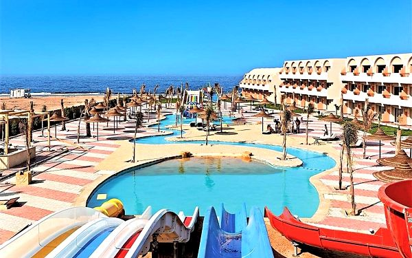 Hotel Three Corners Sea Beach Resort, Marsa Alam (oblast), letecky, all inclusive