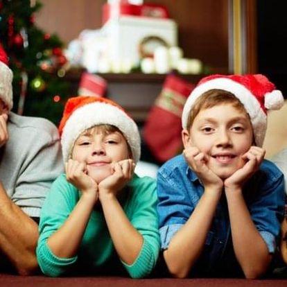 Pieniny na Vánoce a Silvestr v Penzionu San André *** s polopenzí a wellness