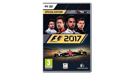 Hra Codemasters PC F1 2017 (92171219)
