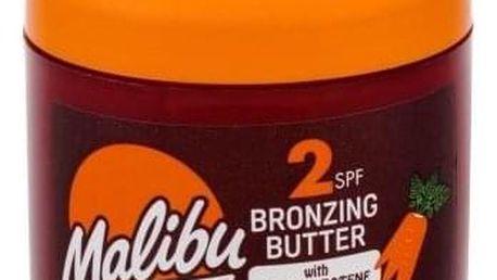 Malibu Bronzing Butter SPF2 300 ml přípravek pro rychlejší opálení pro ženy