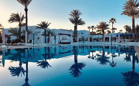 Tunisko - Djerba na 8 až 9 dní, all inclusive s dopravou letecky z Prahy nebo Katowic