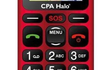 CPA Halo 16 Senior červený (TELMY1016RE)