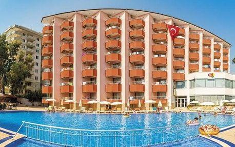 Turecko - Alanya letecky na 8-9 dnů, all inclusive