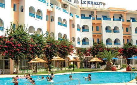 Tunisko - Hammamet na 8-15 dnů