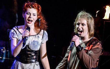 Vstupenka na vybraná představení RockOpera Praha