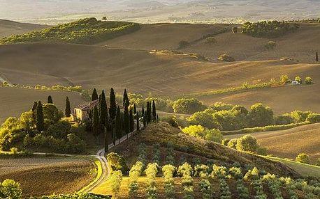 Itálie - Toskánsko autobusem na 8 dnů, strava dle programu