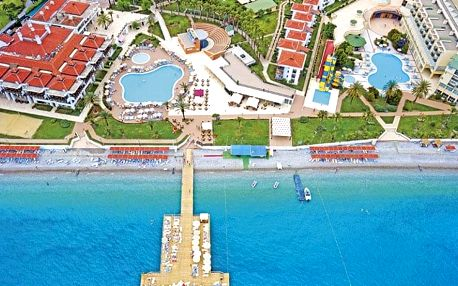 Turecko - Kemer letecky na 4-10 dnů, all inclusive