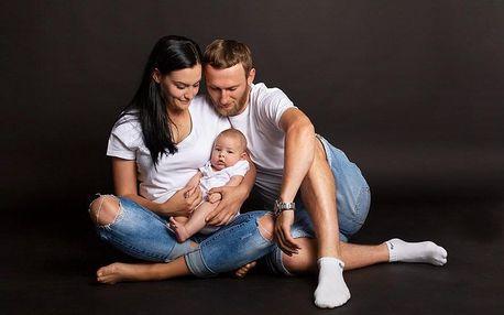 Rodinné fotografování: 5-20 profesionálně upravených fotografií