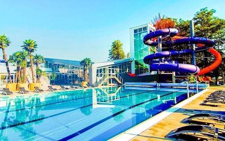 Turčianské Teplice: Hotel Rezident *** s aquaparkem + dítě do 15 let zdarma