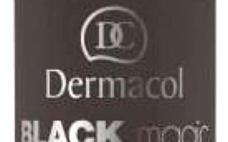 Dermacol Black Magic 20 ml zmatňující báze pod make-up pro ženy