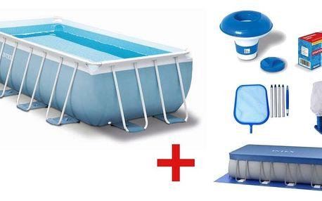 Marimex | Bazén Florida Premium 2,00x4,00x1,00 m s kartušovou filtrací a příslušenstvím | 19900040