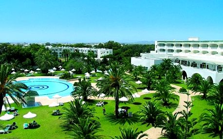 Tunisko - Hammamet letecky na 5-15 dnů