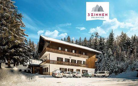5denní Tre Cime se skipasem | Hotel Casa Alpina** | Doprava, ubytování, polopenze
