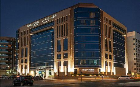 Spojené arabské emiráty - Dubai na 3 až 4 dny, polopenze nebo snídaně s dopravou letecky z Prahy