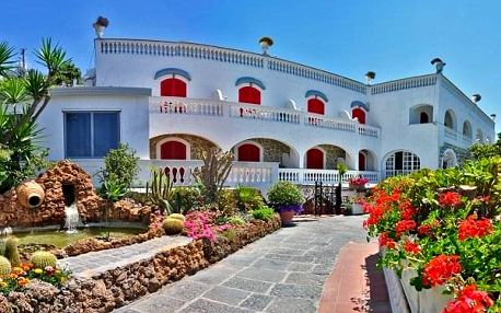 Ischia, Hotel Galidon Terme - pobytový zájezd, Ischia