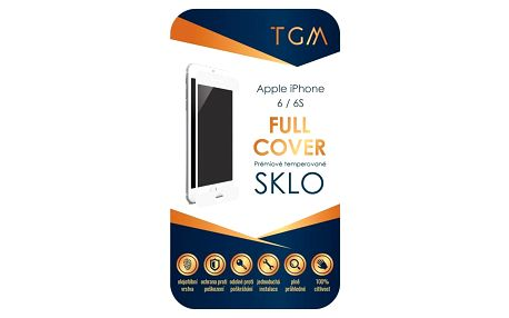 TGM Full Cover pro Apple iPhone 6/ 6S bílé (TGMAPIP6WH)