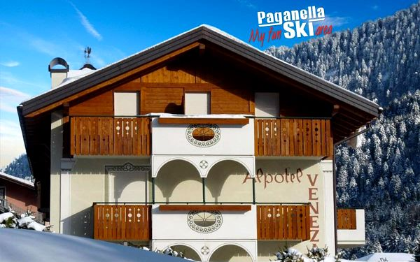 6denní Paganella se skipasem | Hotel Alpotel Dolomiten*** | Doprava, ubytování, polopenze