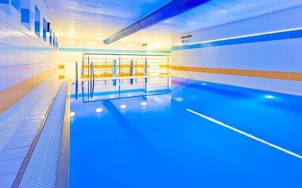 Olomouc v Hotelu Flora *** s polopenzí, bazénem a lázeňskými procedurami
