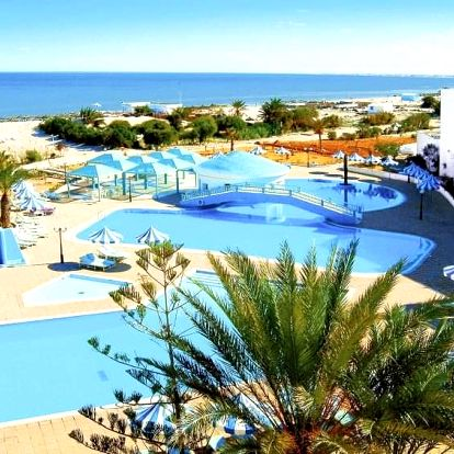 Tunisko - Djerba na 9 až 16 dní, plná penze, polopenze nebo snídaně s dopravou letecky z Katowic