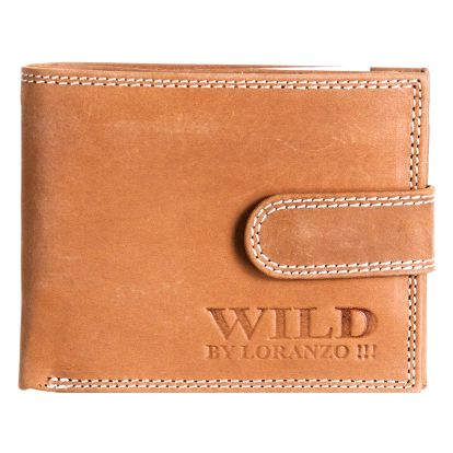 WILD by Loranzo Pánská peněženka dolarovka Men Club