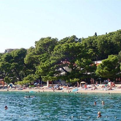 Chorvatsko - Brela na 8 dnů